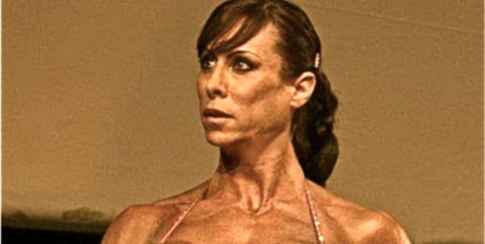 Le Persone Piu Muscolose Del Mondo.Barbara Carita Motivazione Muscoli E Femminilita