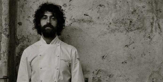 Carlo e camilla in segheria intervista a chef emanuele for Cracco biografia