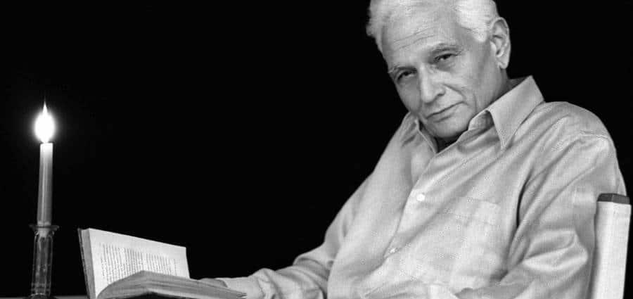 Jacques Derrida Ciò che resta del fuoco