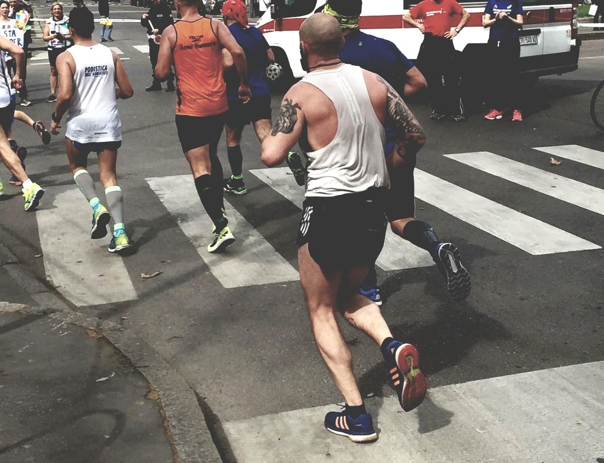 atleti alla stramilano 2017