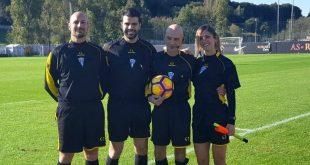 Calcio amatoriale: quel fesso dell'arbitro