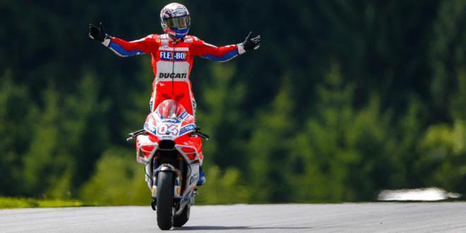 MotoGP 2017, risultati gara e pagelle GP Austria – Dovizioso re di Zeltweg