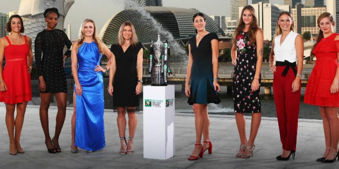 Finals WTA Singapore 2017 – Pagelle à la carte