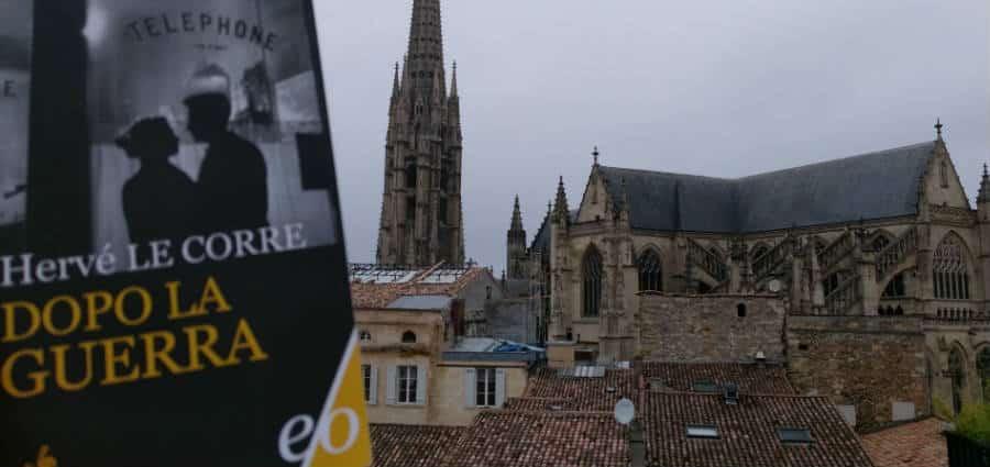 Hervè Le Corre - Dopo la guerra e la sua Bordeaux