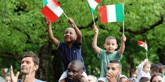 Sì allo ius Soli, no ad alcuni italiani