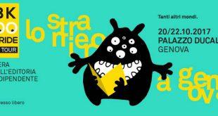 Book Pride, dal 20 al 22 ottobre 2017 al Palazzo Ducale di Genova