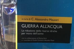 Guerra all'acqua - a cura di C. Alessandro Mauceri
