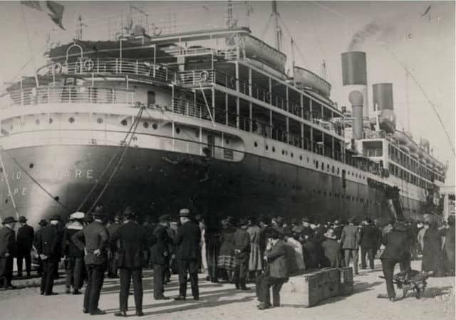 emigrazione argentina