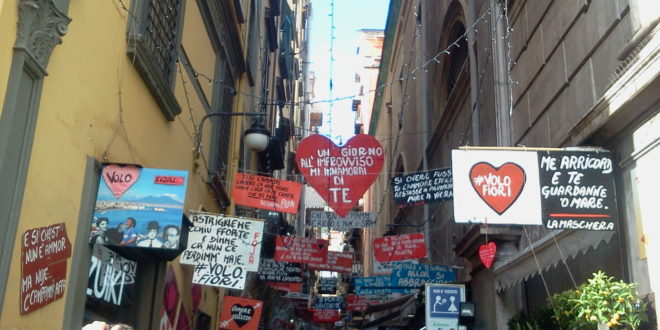 Diario di Viaggio – Un fine settimana a Napoli: cosa vedere e di cosa innamorarsi