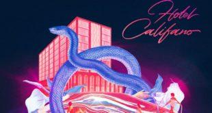 copertina hotel califano