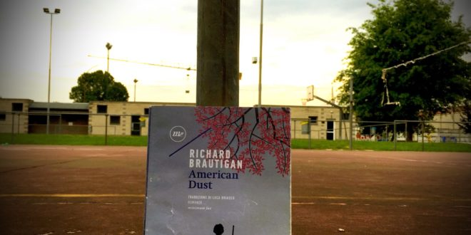 american dust copertina