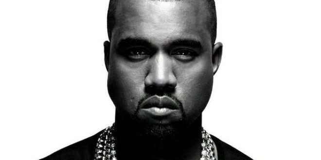 kanye west, ritratto