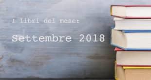 selezione libri settembre 2018