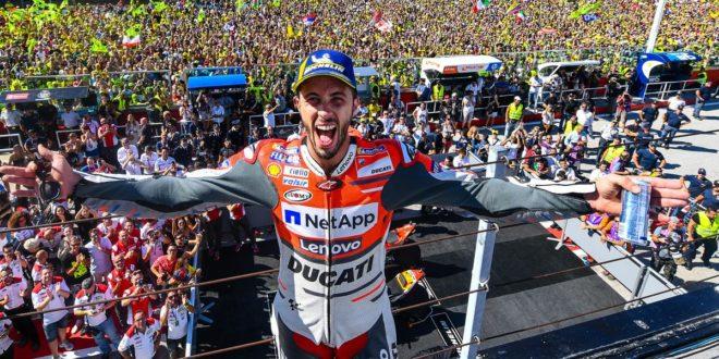 MotoGP 2018, le pagelle del Gran Premio di Misano – Dovizioso re della Riviera