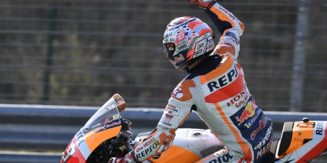 MotoGP 2018, GP Aragon – Marquez re di Spagna – Le pagelle