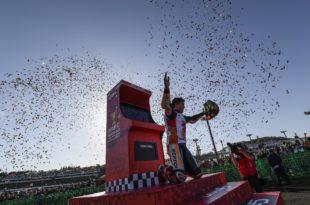 marc marquez campione motogp 2018