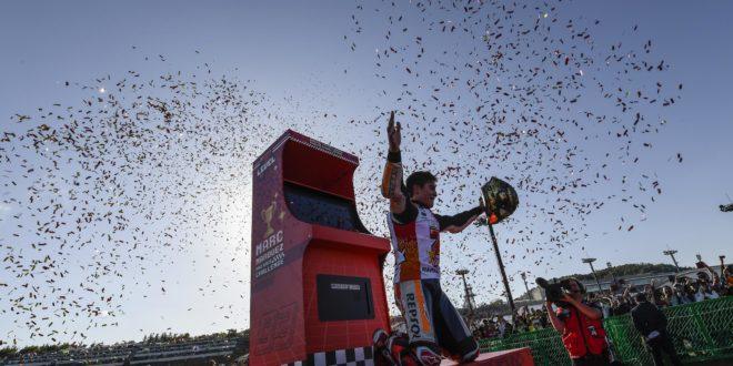 MotoGP 2018, GP del Giappone, pagelle mondiali – Marquez infinito, Dovizioso primo degli umani