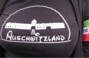 Auschwitzland il rispetto non è virtuale