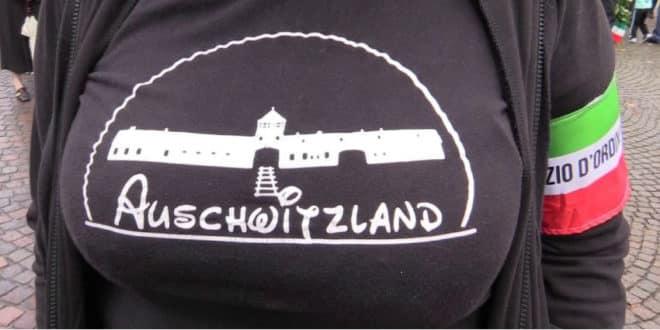 Auschwitzland, il rispetto non è virtuale