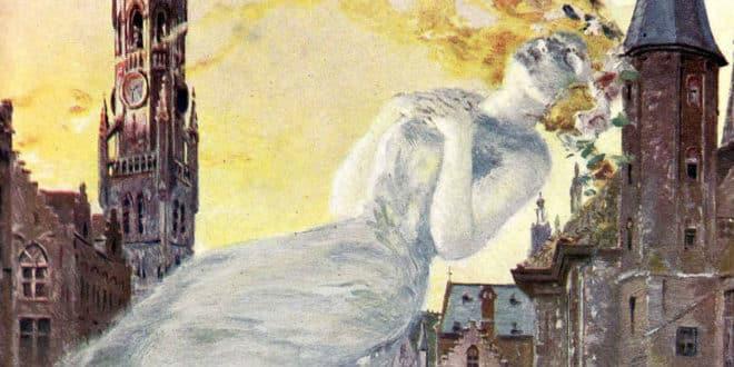 Bruges la morta - Georges Rodenbach