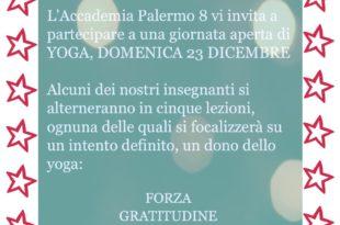 yoga lezioni gratis academia palermo 8 milano