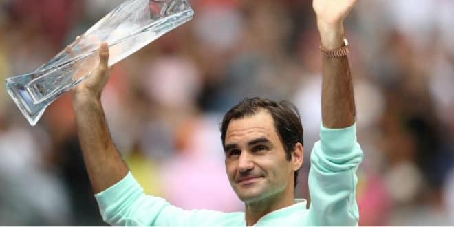 Roger Federer ha i numeri ma non è un numero