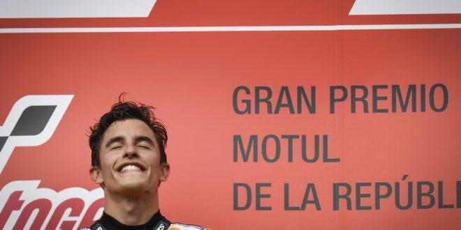 marquez vince gp argentina 2019