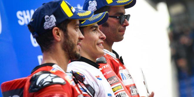 GP di Francia - Podio