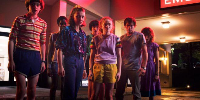 Stranger Things – la colonna sonora della terza stagione