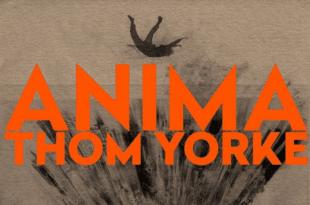 thom yorke, copertina Anima