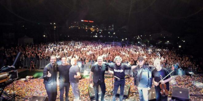 PFM a Catanzaro, live report e scaletta del concerto