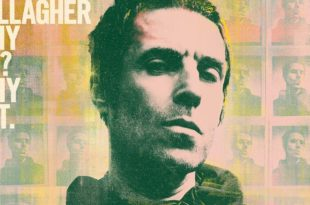 Liam Gallagher copertina why me? why not.