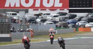 GP del Giappone: Dalla Porta è perfetto, la MotoGP è soporifera