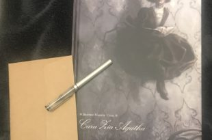 Cara Zia Agatha di Beatriz Martin Vidal