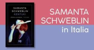 Samanta Schweblin in Italia