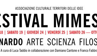 Festival Mimesis il programma