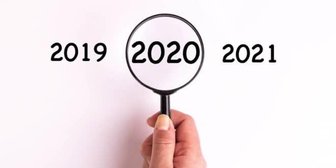 i buoni propositi per il 2020