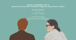 David Nicholls e incontra i suoi lettori al Mondadori Megastore di piazza Duomo