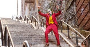 Joker, la danza sulle scale