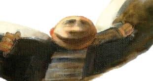 Adrián N. Bravi - Il levitatore - Quodlibet