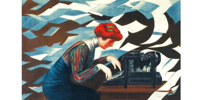 Desy Icardi - La ragazza con la macchina da scrivere - Fazi Editore