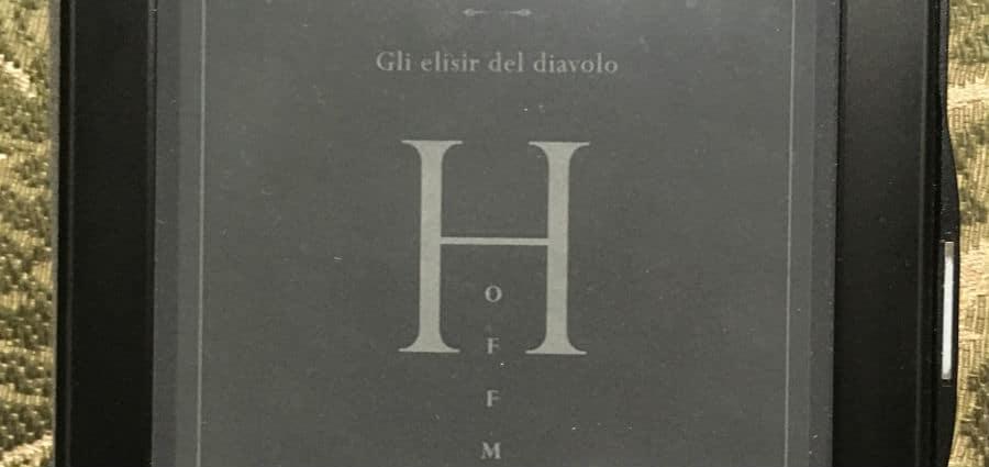Gli elisir del diavolo - Ernst T. A. Hoffmann