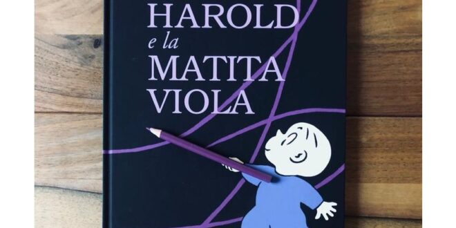 Harold e la matita viola - Crockett Johnson