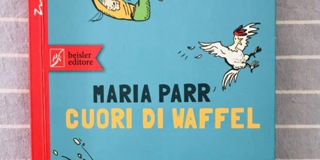 Cuori di waffel di Maria Parr