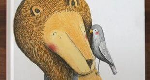 Il-leone-e-l'uccellino----Marianne-Dubuc