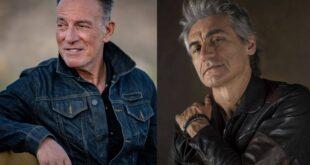 Bruce Springsteen e Luciano Ligabue due rocker, due singoli a confronto