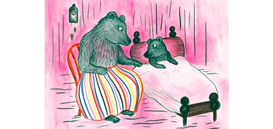 Storie della notte - Kitty Crowther