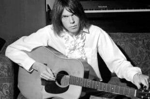 5 dischi per scoprire Neil Young