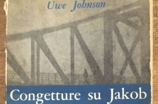 Congetture su Jakob - Uwe Johnson