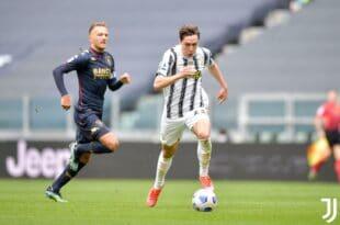 Pagelle Juventus genoa